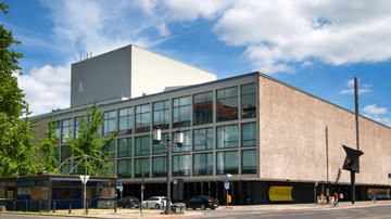 Deutsche Oper Berlin. Photo: Leo Seidel