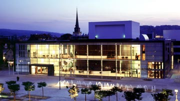 Theater Erfurt. Photo: Oper Erfurt