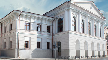 George Enescu National University of Arts. Photo: George Enescu National University of Iasi