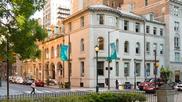 The Curtis Institute of Music. Photo: Lee Moscow