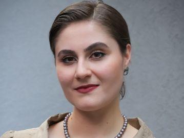 Diana Gouglina. Photo: Tashko Tasheff